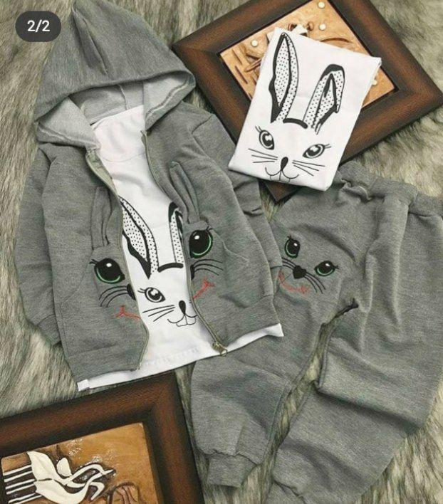 ست سه تکه خرگوش